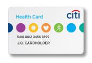 Citi Health Card Carlsbad Ortho Dr Brent Hurst CA
